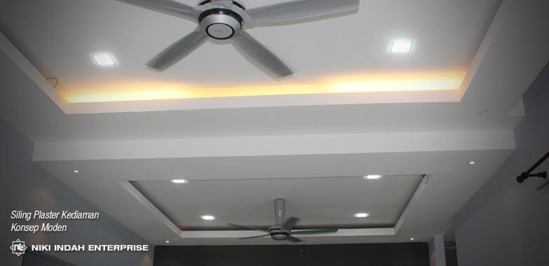 Niki Indah Enterprise Plaster Ceiling Manufacturer Supplier Pembekal Siling Di Klang Terkini